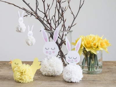 DIY: Easter decorations for the entire family by Søstrene Grene