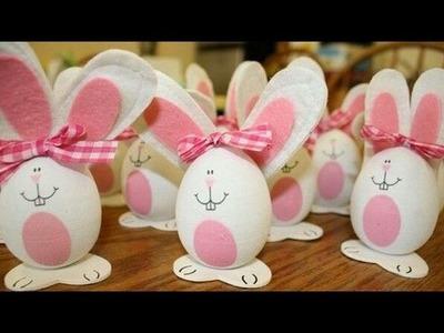 DIY Easter Egg Decorations | Cute DIY Easter Egg Ideas | DIY Easter Egg sequence April 2017