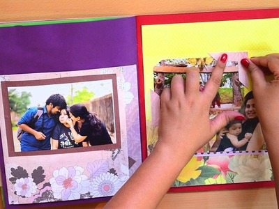 DIY Scrapbook Series - 7 Easy Photo Borders