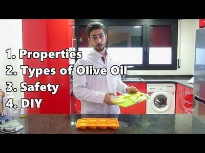 Easiest Soap DIY: Olive Oil or Castile Soap. Best Anti-Aging Soap