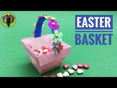 Easter Basket - DIY Origami Tutorial by Paper Folds