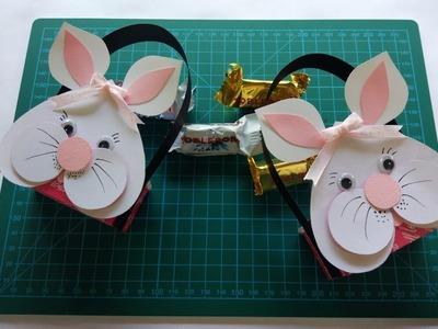 Easter Bunny Basket Tutorial | DIY | Handmade