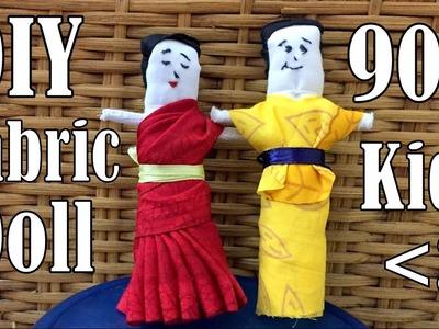 Fabric Doll Tutorial | DIY 90s Kids Doll | ShoilyStyle