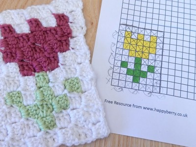 How to design your own Graphgan C2C crochet project