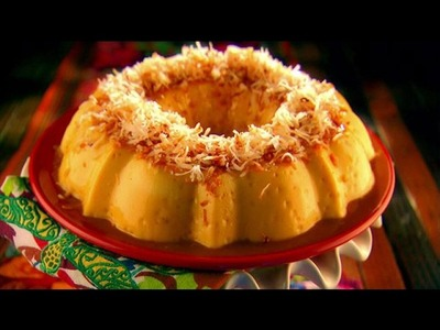 How to Make Coconut Flan | Cake
