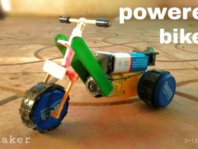 How To Make MOTOR-CYCLE [ DIY tutorial ]