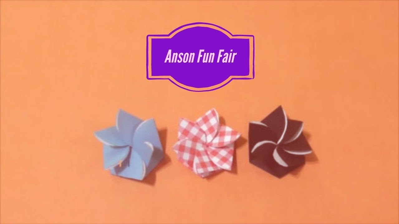 Easy Origami How To Make Flower Envelope Card