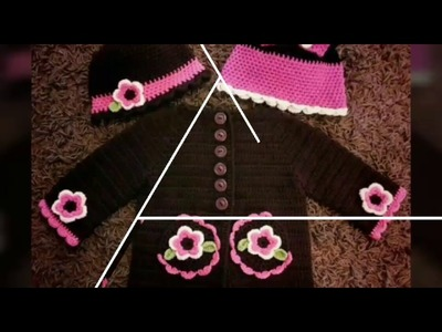 EASY SWEATER DESIGNS || in Hindi || knitting pattern