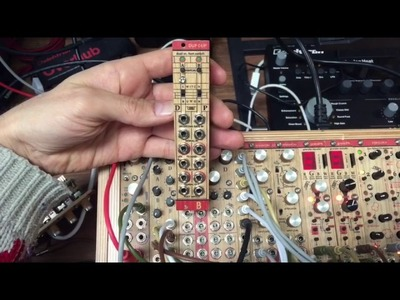 How to change modules in a Bastl modular - TUTORIAL