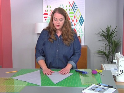 How to Create Large Quilt Blocks and Pattern Pieces – As seen on Fresh Quilting