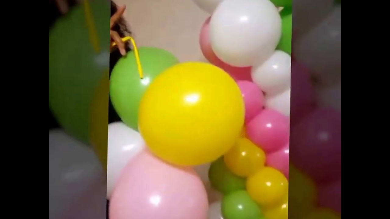 How To Do  (Balloon Column.Stand)