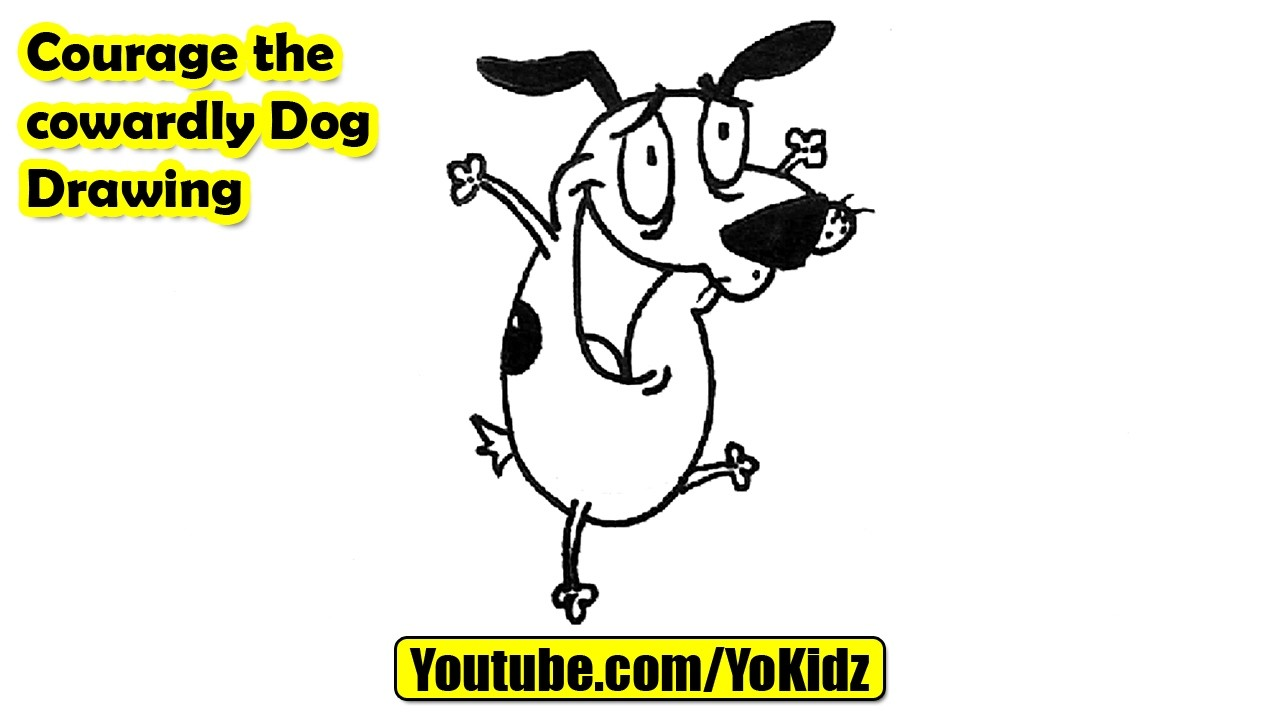 Courage The Cowardly Dog Bark