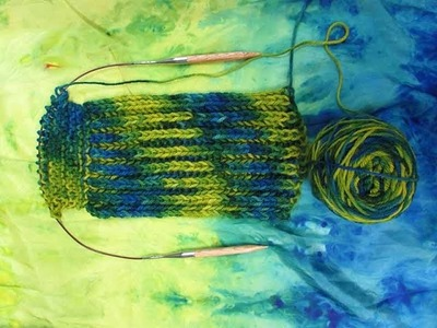 How to Dye Yarn, with Jacquard Acid Dyes, in a Crock Pot