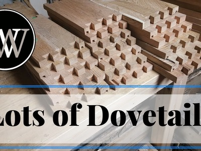 How to Hand Cut Dovetailes Faster Woodworking Skills Tips and Tricks
