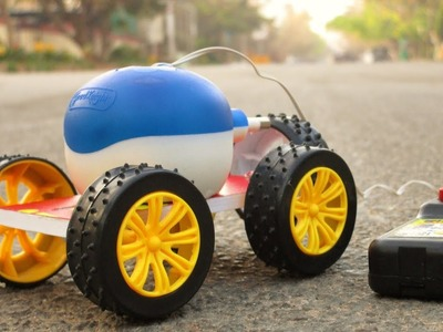 How to make a Car - Remote Control Car