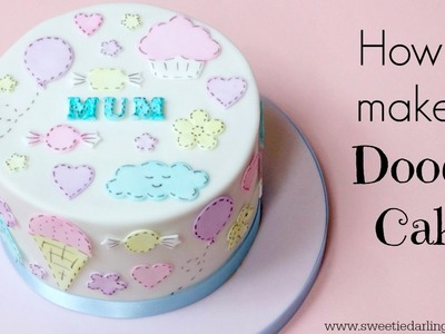 How To Make A Doodle Cake