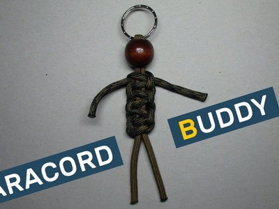How to make a Paracord Buddy key fob