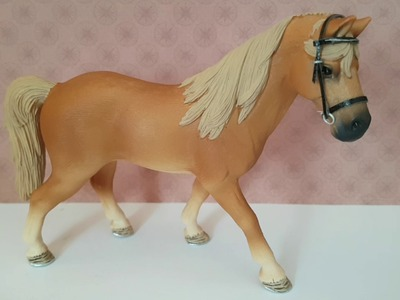 How To Make A Schleich Bridle!   Daisy Stalls