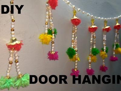 HOW TO MAKE BEADS DOOR HANGING