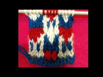 How to Make Colorful Sweater and How To Treat Leftover Wool:DESIGN-10(Hindi)