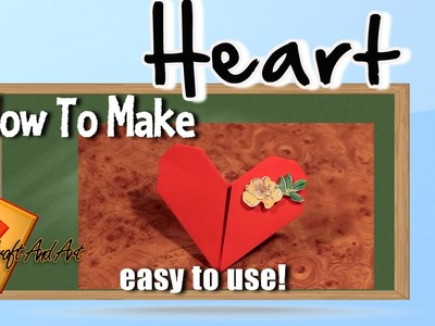 How to make heart