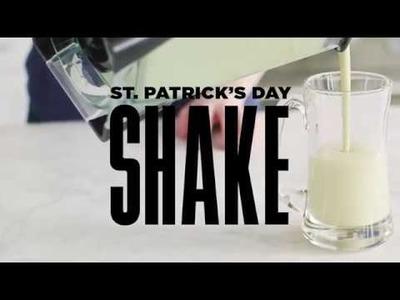 How To Make Matcha St. Patrick's Day Shakes