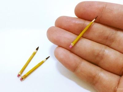 How to make mini pen