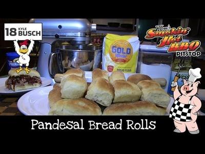 How To Make Pandesal ~ Filipino Bread Rolls