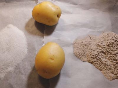 How To Make Potato Starch And Potato Flour