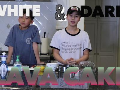 How to Make the Ultimate Lava Cake Recipe ll Sean Lew