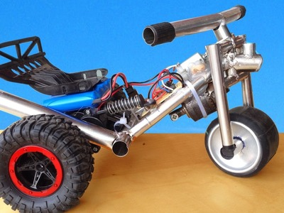 How To Make Toy Motorcycle Remote Control – homemade trikes motorcycle#5