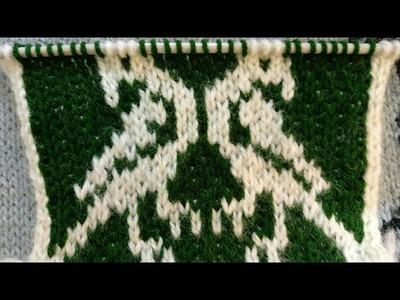 How To Make Woolen Bird SWEATER:DESIGN-11(Hindi)