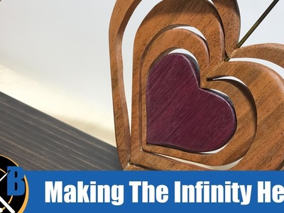 How To :: Making The Infinity Heart
