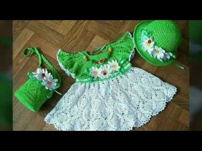 Knitting design for baby girl | sweater designs in hindi for baby