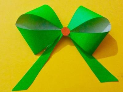 Paper gift Bow   paper bow.Ribbon Gift Box wrapping - Papierowa Kokarda
