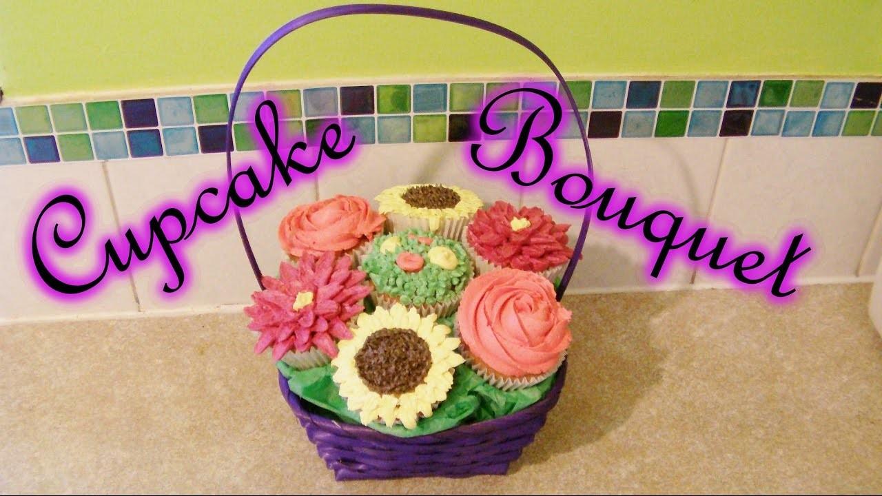 Diy Cupcake Bouquet Collab With Beadaholic94