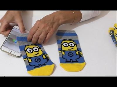 DIY Kids TV | How To Make a Phone Bracelet With a Sock | Diy KIDS Crafts