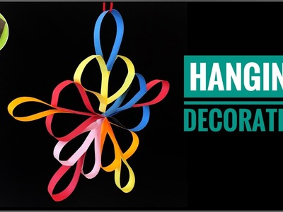 Hanging Decoration - Tutorial by Paper Folds