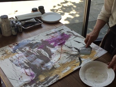 How To Seal And Protect Works On Paper Without Using Aerosol