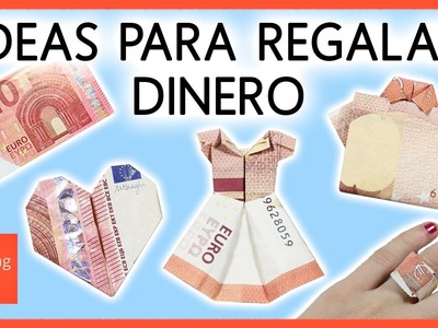 Idea ORIGINAL para REGALAR DINERO ???? Ideas fáciles en Internet DIY