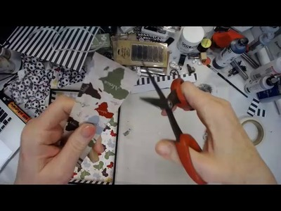 Polymer Clay Tile Project - Part 4 -- Patti Tolley Parrish