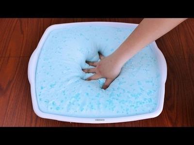 $100 Glue Slime Challenge (100+ bottles)! Making a Giant Slime Monster! Special Video for 100k Subs!