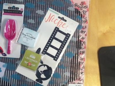 2017 Pleasanton Stamp and Scrapbook Expo Haul