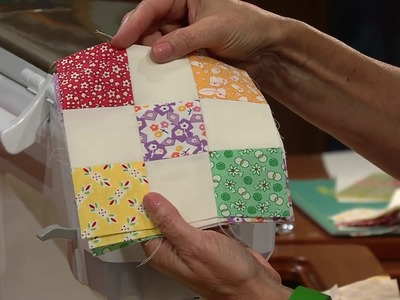 Change-Up Patchwork for Quilting (Part 3 of 3) - SEWING WITH NANCY