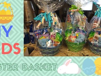 DIY Easter Baskets for kids