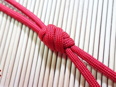 Double Overhand Knot Tutorial