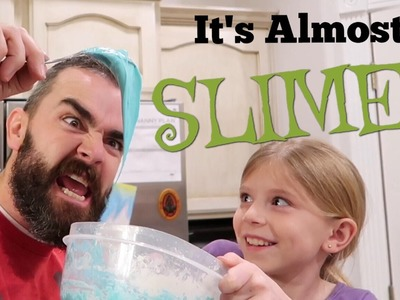 Home Made Slime!!! DIY