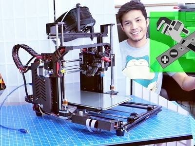 DIY Fix | Mackey's 3D Printer Modify 2