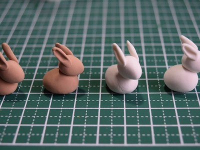 Easter Craft for Kids: bunnies part 2 (beginner)