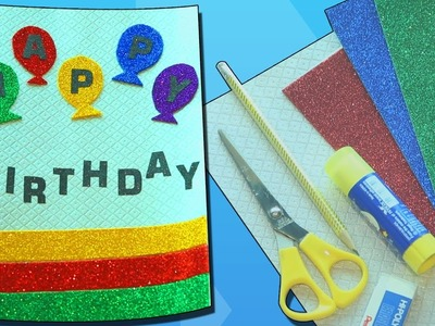 Easy Birthday Cards | DIY | Handmade Birthday Cards Crafts | Art And Craft